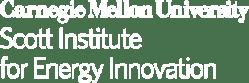 Carnegie Mellon University's Scott Institute for Energy Innovation